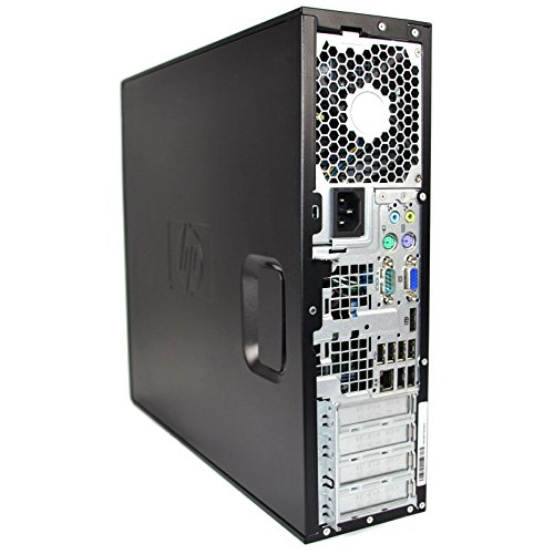 VAR8100 HP Elite 8100 Small Form Factor High Performance Premium Flagship Business Desktop (Intel i5-650 up to 3.46 GHz Processor