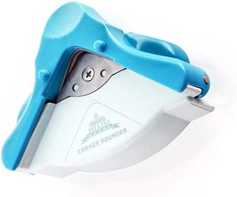 R5 Corner Rounder Punch 5mm Blue