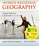 Loose-Leaf Version for World Regional Geography and LaunchPad 6 Month Access Card 6th Edition