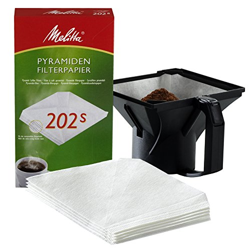 Melitta Paper (Melitta pyramid filter paper 100 sheets PA202S (japan import))