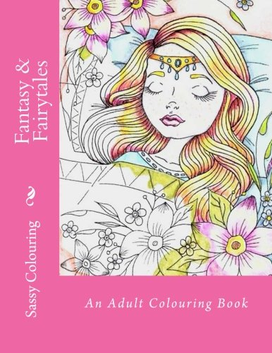 Fairy Tale Coloring Pages (Fantasy & Fairytales: by Sassy)