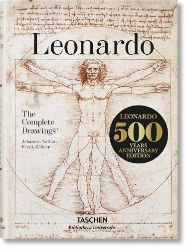 Leonardo da Vinci. The Graphic Work (Bibliotheca -