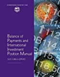 Balance of payments and international investment position Manual, International Monetary Fund, 1589068122