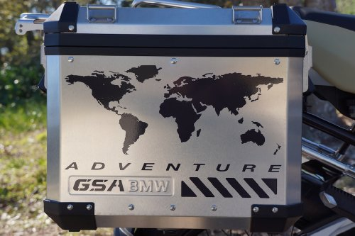 The pixel hut gs00002b bmw gsa adventure motorcycle reflective save gumiabroncs Images