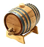 Limited Edition Personalized Bluegrass Whiskey Barrels (Large)