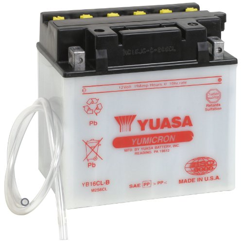 Yamaha Jet Ski Battery - 7