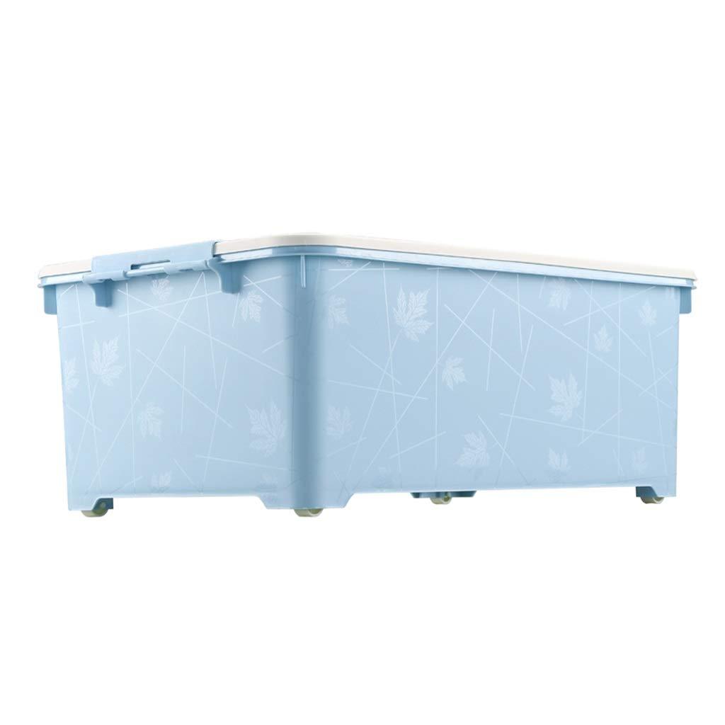 Amazon.com: YJWOZ Caja de almacenamiento de plástico con ...