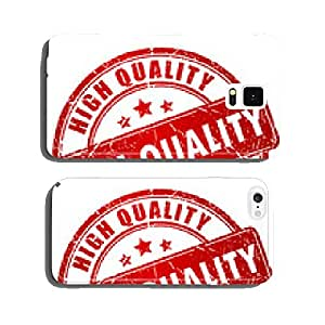 High quality vector stamp cell phone cover case iPhone5
