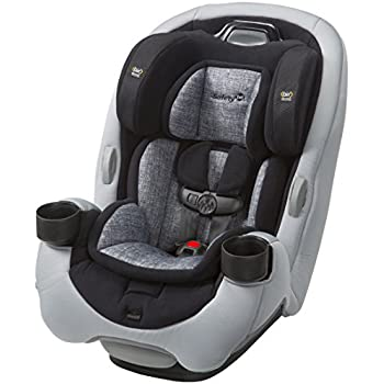 Amazon Com Safety 1st Ever Fit 3 In 1 Convertible Car Seat