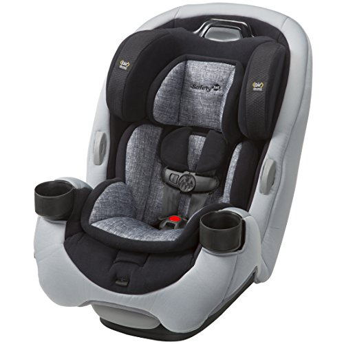 Safety 1st Grow & Go EX Air 3-in-1 Convertible Car Seat, Moonlit Path, One Size