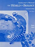The World of Biology, Solomon, Eldra P., 0030059488