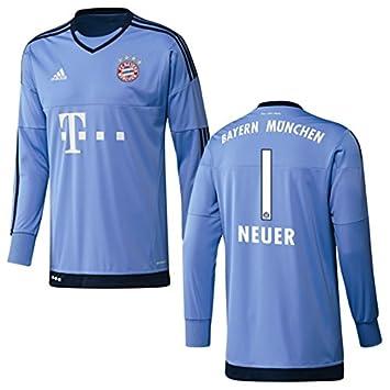 adidas FC Bayern Neuer Torwart Trikot 2016