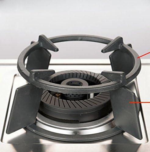 Amazon.com: Soporte Universal de antideslizante negro estufa ...