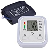 Lysignal Wrist Blood Pressure Monitor Automatic Digital Upper Health Monitor Arm Intelligence Blood Pressure Measurement Voice Sphygmomanometer