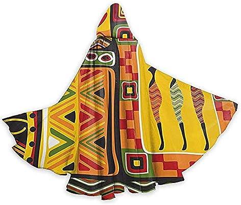 Sobre-mesa Capa del Cabo para Adultos Elementos africanos ...