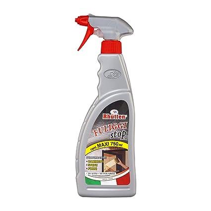 Rhutten - Limpiador antihollín para chimeneas, hornos y ...