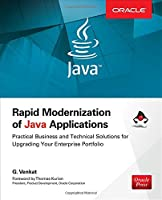 Rapid Modernization of Java Applications Front Cover