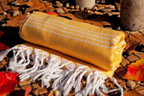 Sunflower Cotton Peshtemal Swimming Backpacking
