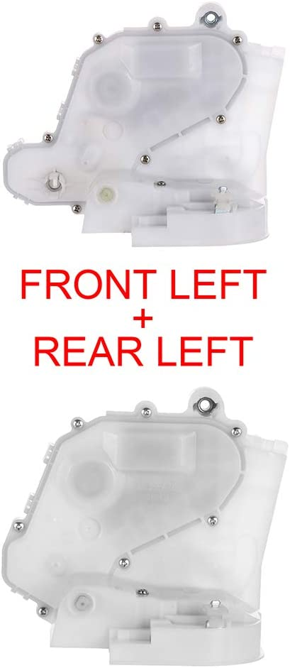 Rear Left Power Door Lock Kit Door Lock Actuator Fits for Honda 72150-SWA-A01 Front Left