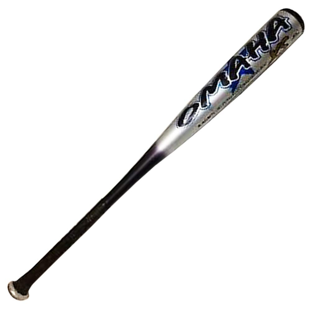 Louisville Slugger New Omaha XS 32//29 CB303 BESR Baseball Bat Silver