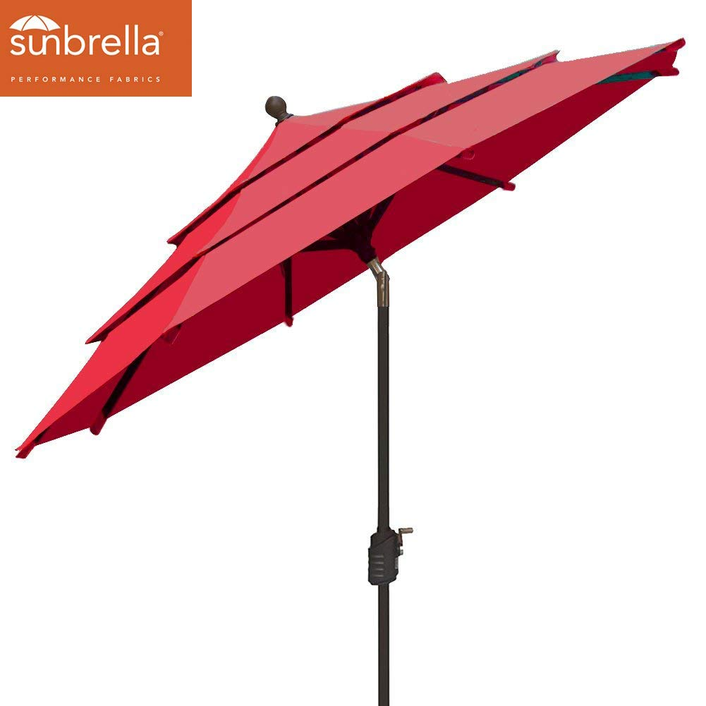 Eliteshade Patio Market Portable Umbrella Base Pole Holder Stand