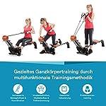 Skandika-Regatta-Multi-Gym-Poseidon-Vogatore-Computer-Multifunzionale-Pieghevole-Fino-110-kg