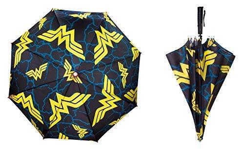 Wonder Woman Umbrella LED Umbrella DC Comics Umbrella Wonder Woman ()