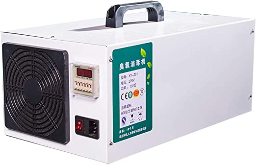 GXFC Purificador de Aire de generador de ozono de Acero Inoxidable ...