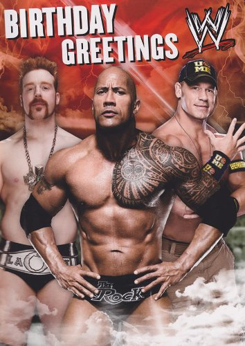 Wwe wrestling birthday card sound card rey mysterio john cena wwe wrestling birthday card sound card rey mysterio john cena the bookmarktalkfo Image collections
