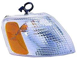 Depo 341-1503R-AF-CY Parking/Signal Lamp Assembly (Volkswagen Passat 98-01 White Gls/Gls 4 Motion/Glx/Glx 4 Motion/Tdi Model Passenger Side Nsf)
