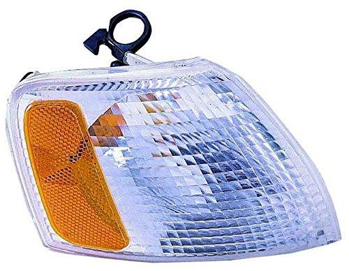Depo 341-1503R-AF-CY Parking/Signal Lamp Assembly (Volkswagen Passat 98-01 White Gls/Gls 4 Motion/Glx/Glx 4 Motion/Tdi Model Passenger Side Nsf) ()