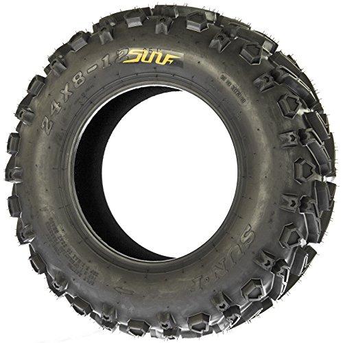 SunF A041 Mud|Trail ATV/UTV Tire 24x8-12 , 6-PR by SunF (Image #3)