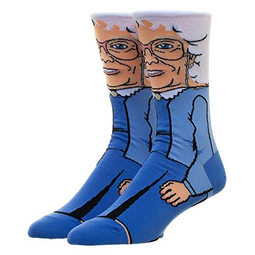 Sophia Golden Girls Socks Golden Girls Apparel Sophia Golden Girls Apparel Golden Girls Accessories from Bioworld