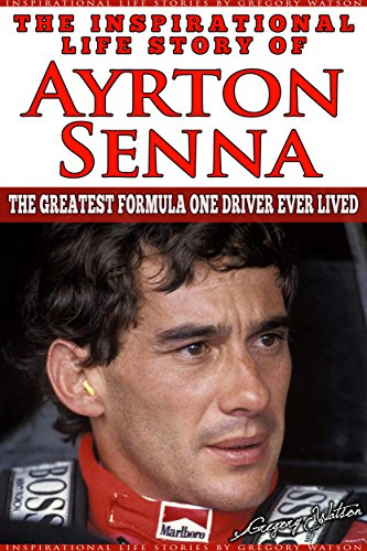 Ayrton Senna Inspirational Greatest Formula ebook product image