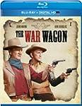 The War Wagon (Blu-ray + DIGITAL HD w...