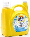 Mega Value Tide Simply Clean and Fresh Liquid Laundry Detergent Refreshing Breeze 138 fl oz , 4.08L