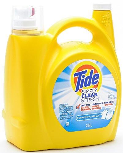 tide clean breeze liquid - 1