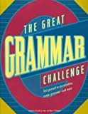 img - for The Great Grammar Challenge : Test Yourself on Punctuation, Usage, Grammar-And More by Priscilla S. Taylor (1997-10-03) book / textbook / text book
