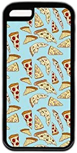 Cartoon Pizza Pattern Theme Iphone 5c Case