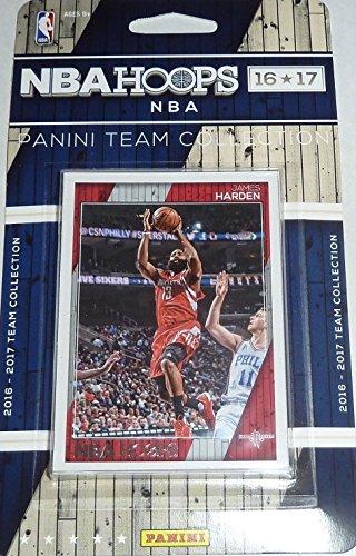Team Basketball Card Set - 3