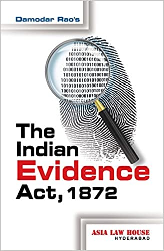Indian Evidence Act Book