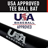 Franklin Sports Teeball Bat - Barracuda Metal