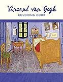 Vincent van Gogh: Coloring Book