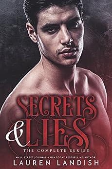 Secrets & Lies by [Landish, Lauren]