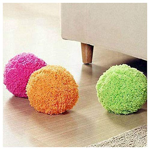 Viet FX Magic Roller Ball Toy for Dogs- Magic Roller Ball Toy, Automatic Roller Ball Magic Ball Dog Cat Pet Toy (1 Rolling Ball 4 Color Ball Cover) (Control Ball Remote)
