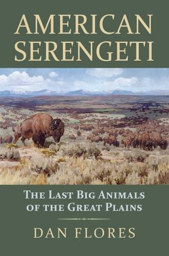 American Serengeti: The Last Big Animals of the Great - Uk Serengeti
