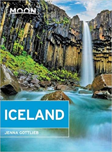 The Moon Iceland (Travel Guide) by Jenna Gottlieb travel product recommended by Kimi Owens on Lifney.
