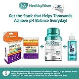 HealthyWiser - pH Test Strips 0-14, Universal