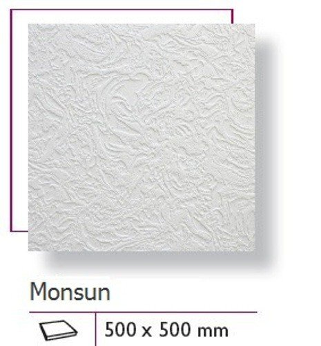 10 m2 Deckenplatten Styroporplatten Stuck Decke Dekor Platten 50x50cm PARIS 2