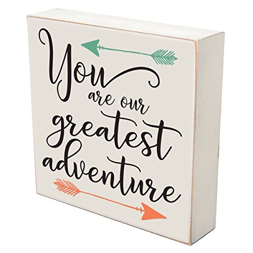LifeSong Milestones You are Our Greatest Adventure wall art decor Print sign Decoration 6
